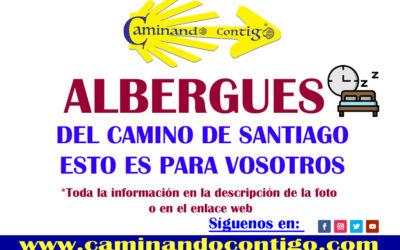 ALBERGUES DE PEREGRINO,  ESTO ES PARA VOSOTROS