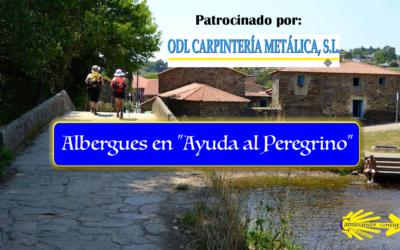 Albergues en «Ayuda al Peregrino»