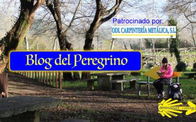 Cuéntanos tu aventura en el «Blog del Peregrino»