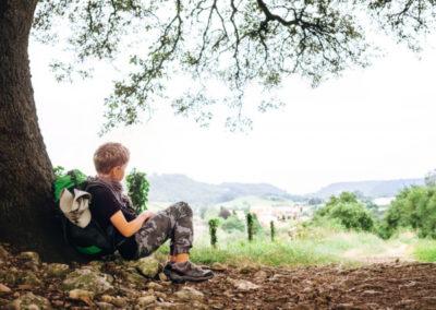 ¿Cómo combatir el cansancio en el Camino de Santiago?