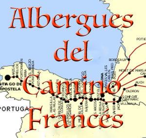 Albergues del Camino Francés