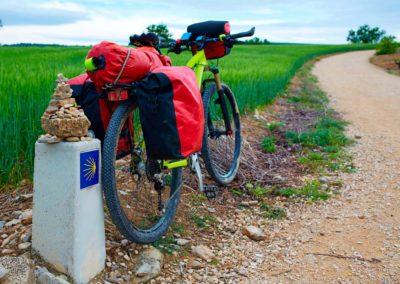 Consejos para hacer el Camino de Santiago en bicicleta