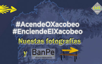Enciende El Xacobeo con BanPe – Reportaje Fotográfico del Camino