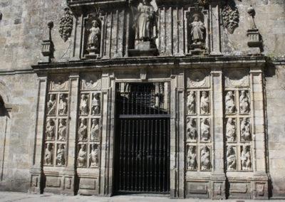 La Puerta Santa de la Catedral de Santiago de Compostela