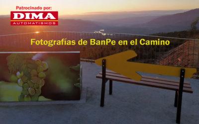 Más fotografías de BanPe en el Camino