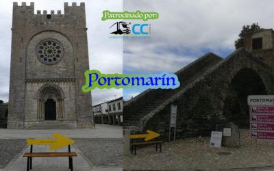 Fotos del Camino en Portomarín