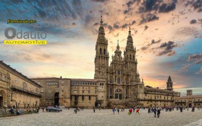 ¿Cómo describiríais la sensanción de llegar a la Catedral de Santiago?