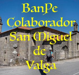 BanPe Colaborador de San Miguel de Valga