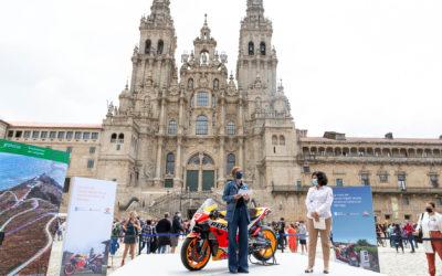 La Xunta alaba la iniciativa turística de Repsol para proporcionar el Camino de Santiago a través de las redes